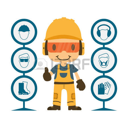 450x450 Janitor Health And Safety Clipart