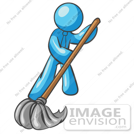 450x450 Royalty Free Janitor Stock Clipart Amp Cartoons Page 1