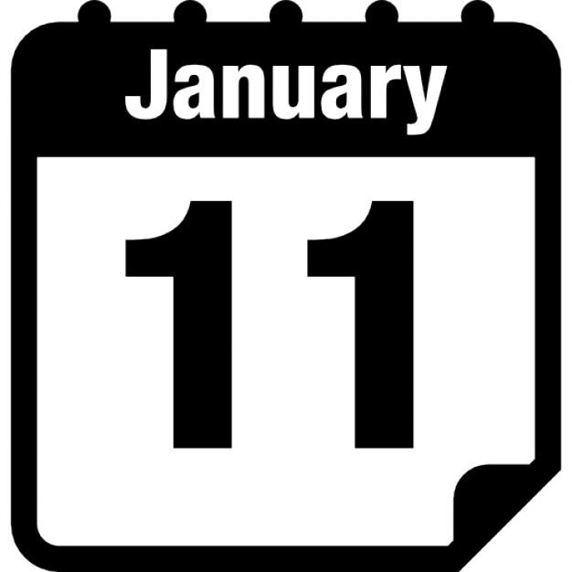 626x626 Daily Calendar Clip Art