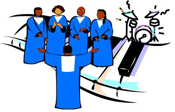 612x393 Free Choir Clipart Pictures