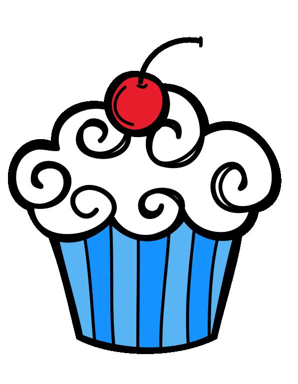 597x770 Cake Clipart January