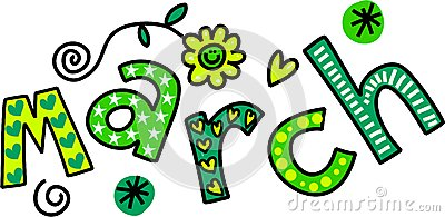 400x195 March Clip Art Many Interesting Cliparts
