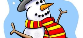 272x125 Winter Clip Art January Free Clipart Images 2 4