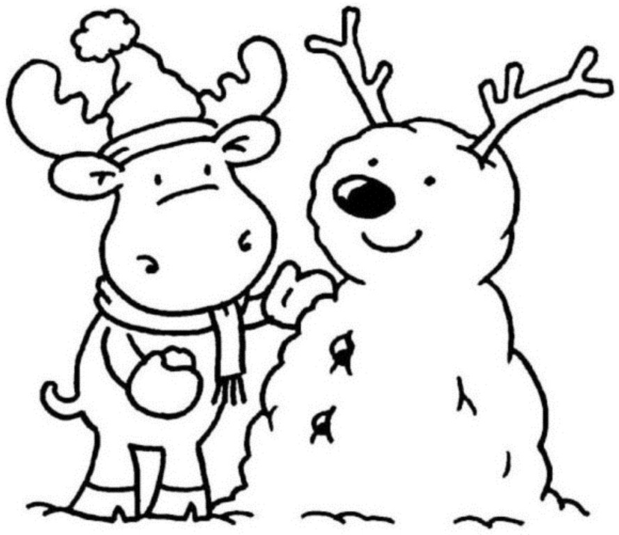 free coloring pages january | January Coloring Pages | Free download best January ...