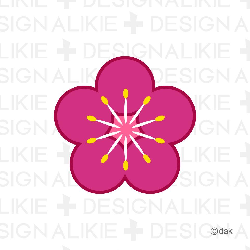 960x960 Blossom Clipart Plum Flower