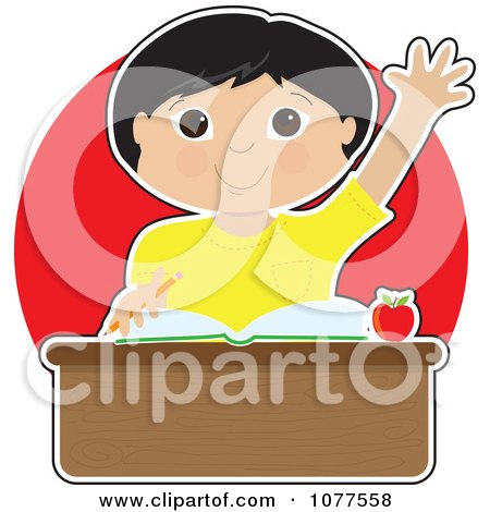 450x470 Clipart Of A Traditionally Dressed Japanese Girl Holding
