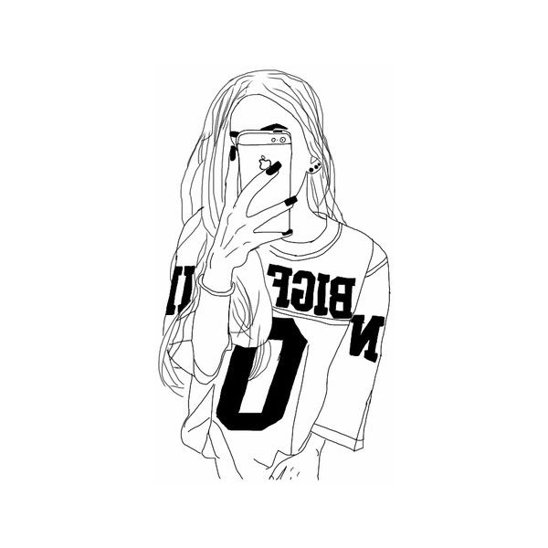 600x600 Best Outline Drawings Ideas Tumblr Outline