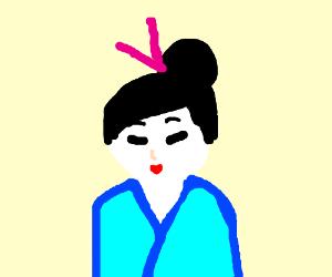 300x250 A Japanese Girl