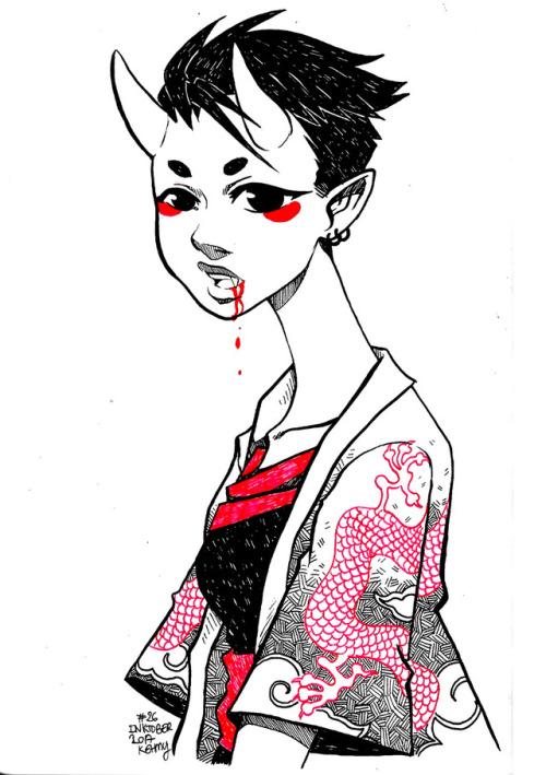 500x709 Japanese Sketchbook Tumblr