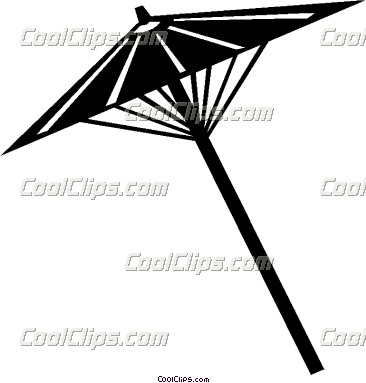 366x383 Asian Clipart Japanese Umbrella