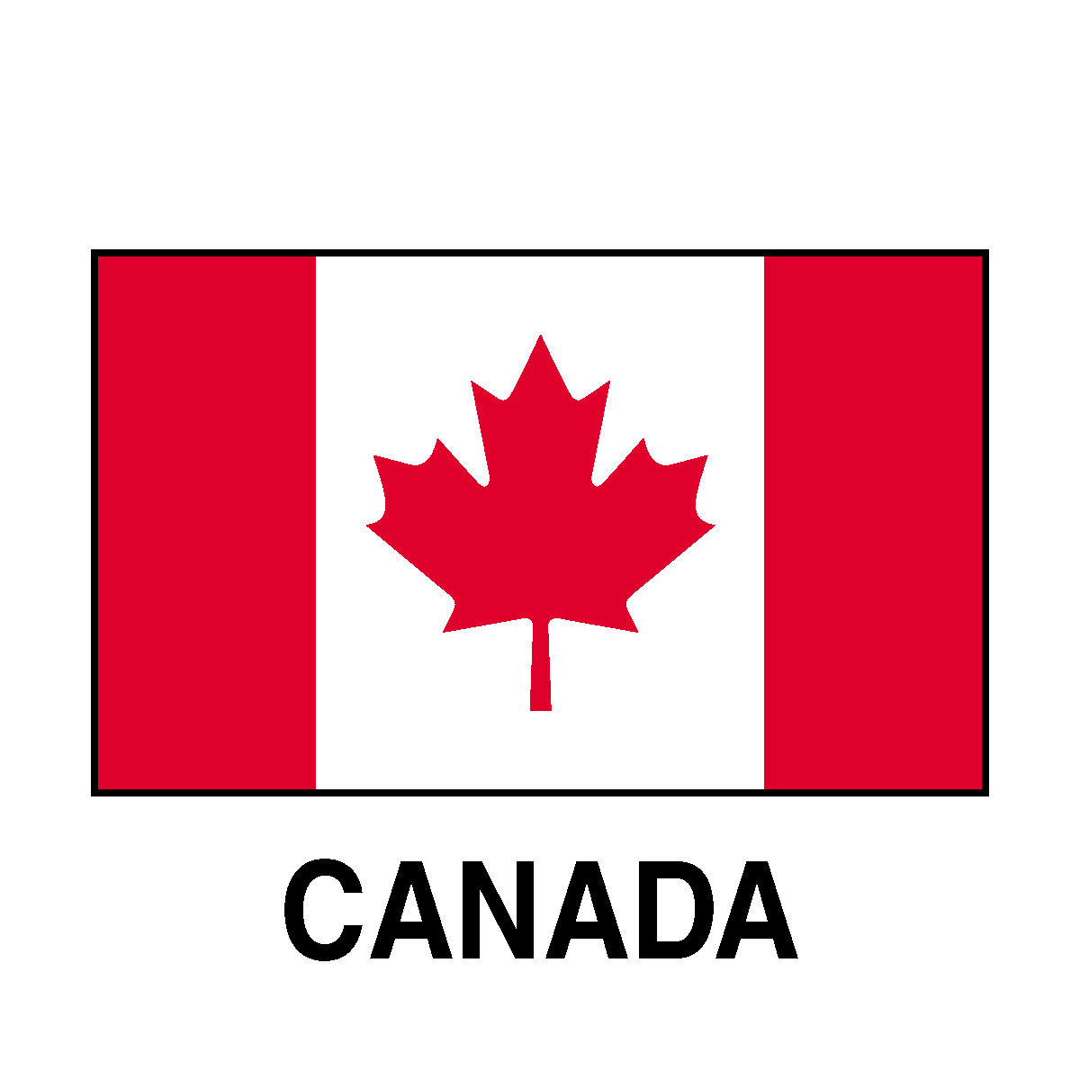 1200x1200 Canada Flag Images Clip Art Dromfed Top