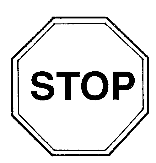 497x521 Stop Sign Clipart Images 0