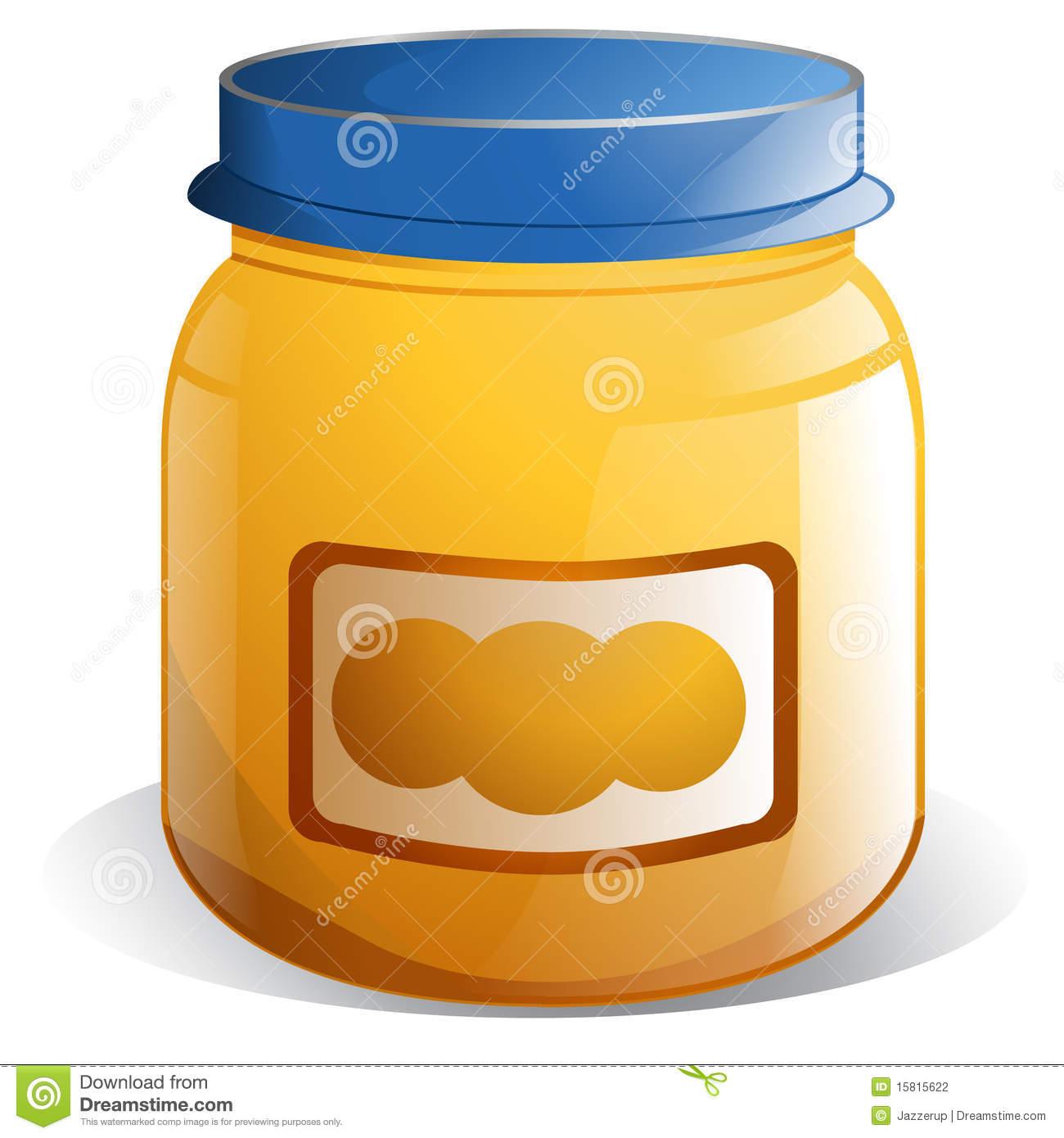1300x1390 Jar Clipart Baby Food Jar