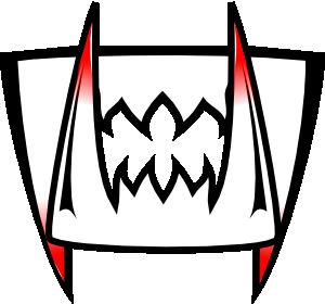 300x280 Jaws Clip Art