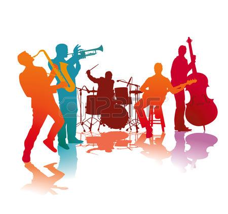 450x422 Graphics For Jazz Band Graphics