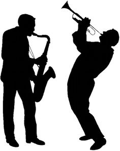236x298 Jazz Musician Silhouettes Silhouette Jazz Band Wall Sculpture Id