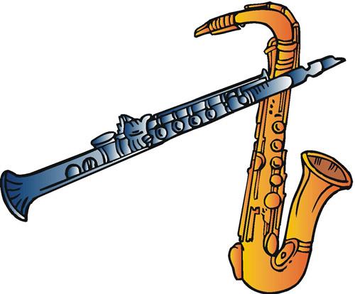 500x414 Jazz Band Clip Art Co 3 Image