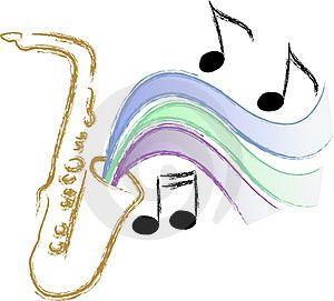 300x271 Clipart Of Jazz Logo