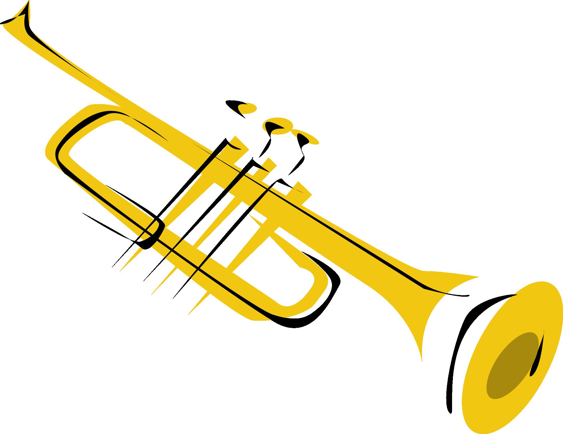 1969x1517 50 Free Trumpet Clip Art