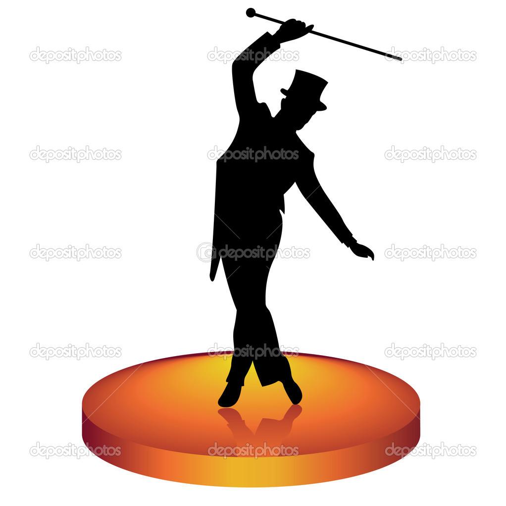 1022x1023 Clip Art Of A Jazz Singer Clipart