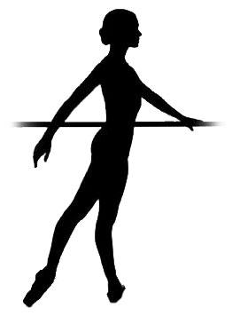 271x356 Jazz Dancer Silhouette Clipart