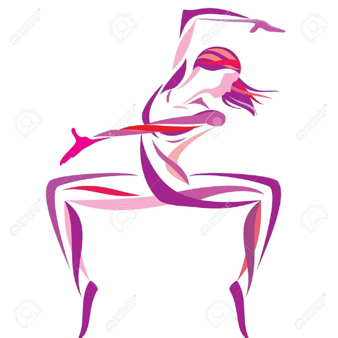 1300x1300 Dancing Fitness Clipart, Explore Pictures