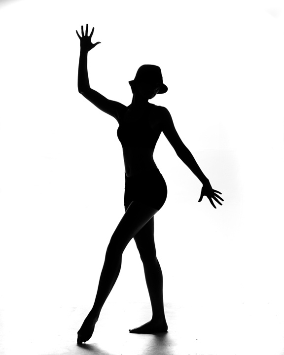 Jazz Dancer Clipart
