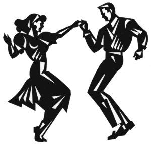 300x286 Dance Clip Art Rock And Roll Relics Dance Projects