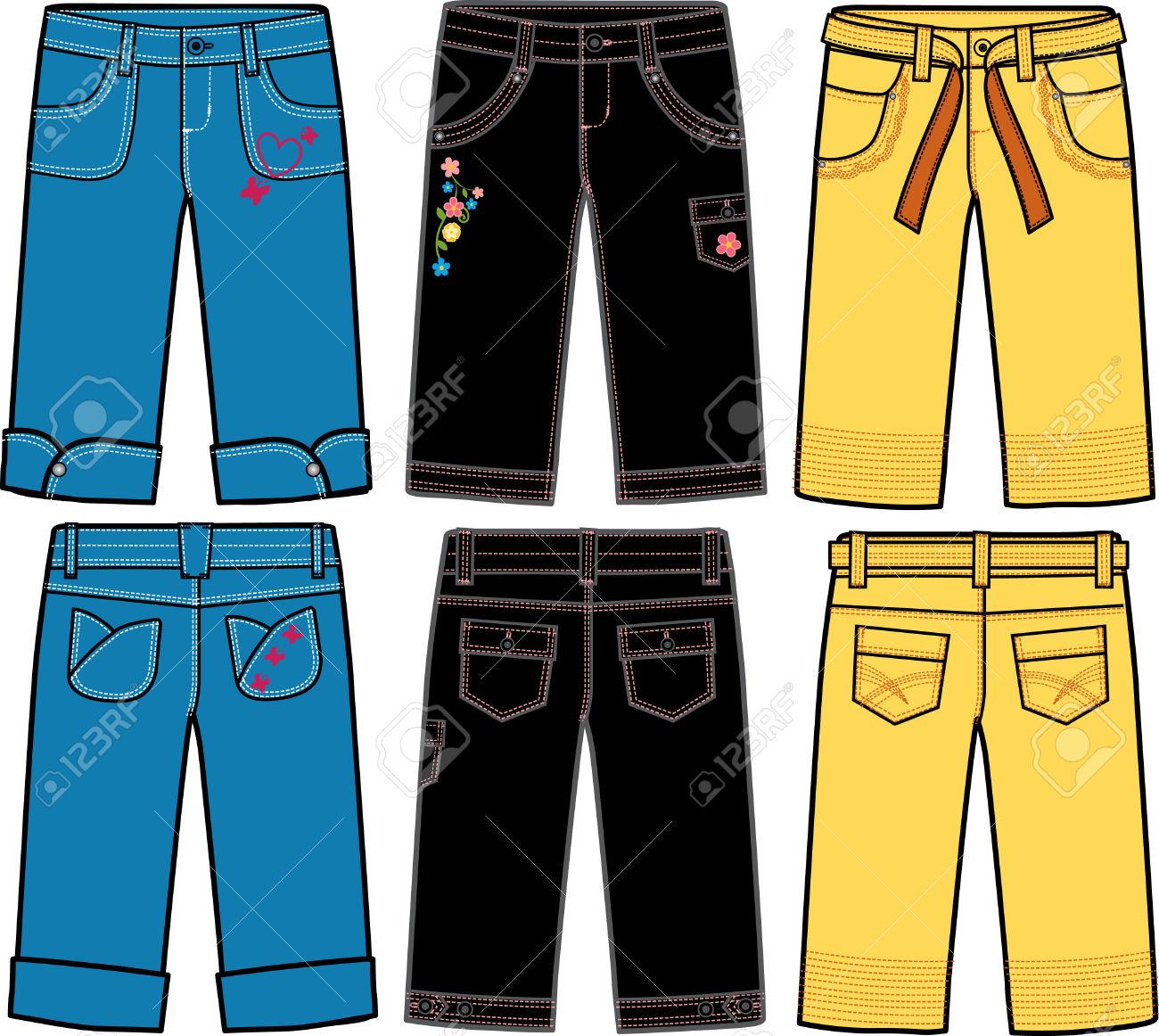 1300x1162 Jeans Clipart Boy Clothes