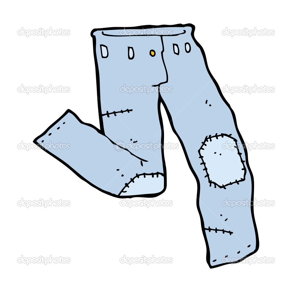1024x1024 Jeans Clipart Ripped Jeans