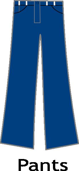276x598 Pants Clip Art