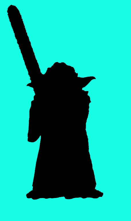 457x768 Graphics For Jedi Silhouette Graphics