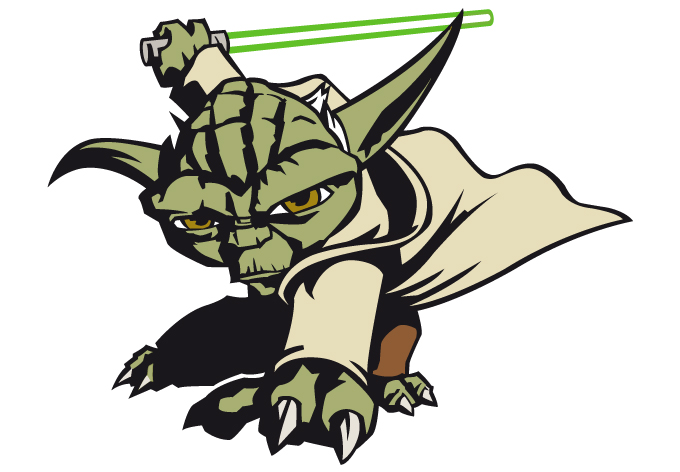 680x472 Graphics For Yoda Star Wars Vector Graphics