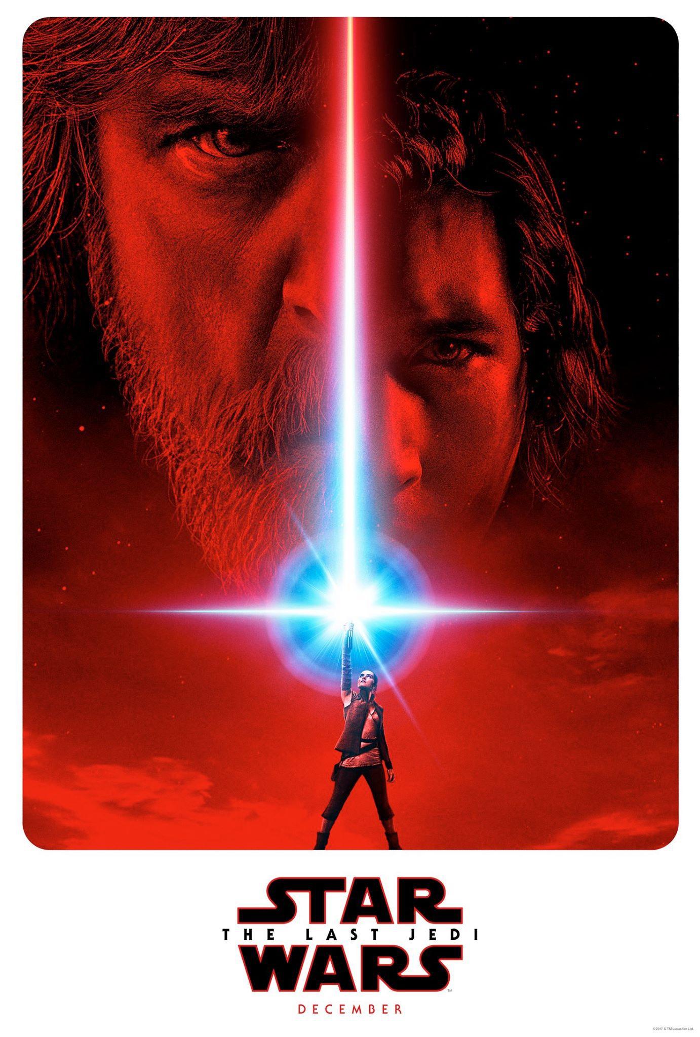 1382x2048 Star Wars The Last Jedi Character Posters