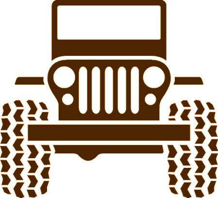 450x408 Jeep Decal Car Vehicle Toys Stickers Wall Art Decals By Coins4sale