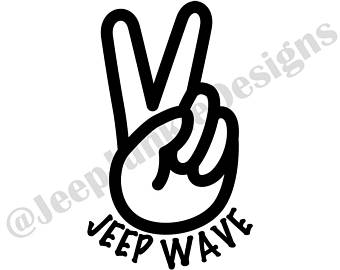340x270 Jeep Girl Sticker Etsy