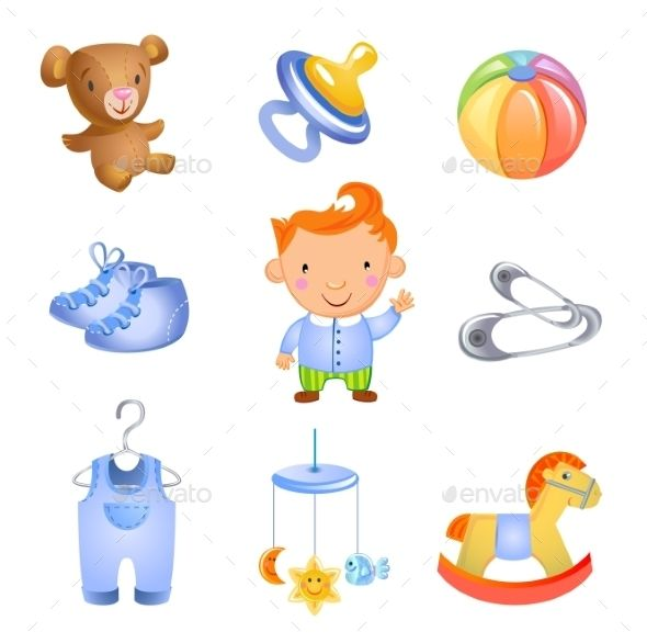Jelly Baby Clipart