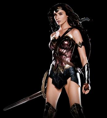 347x383 Png Mulher Maravilha (Wonder Woman Movie, Batman V Superman, Liga