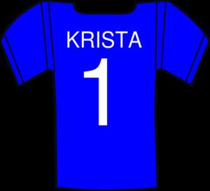 300x273 Jersey Krista Clip Art