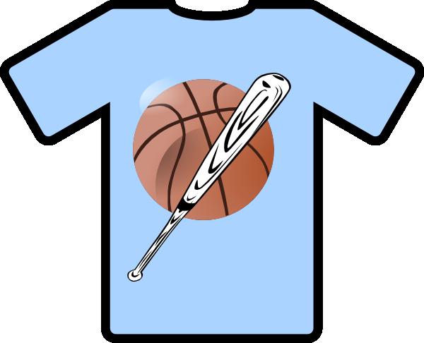 600x486 Sport T Shirt New Jersey Clipart
