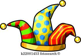 279x194 Jester Hat Clipart And Illustration. 1,500 Jester Hat Clip Art