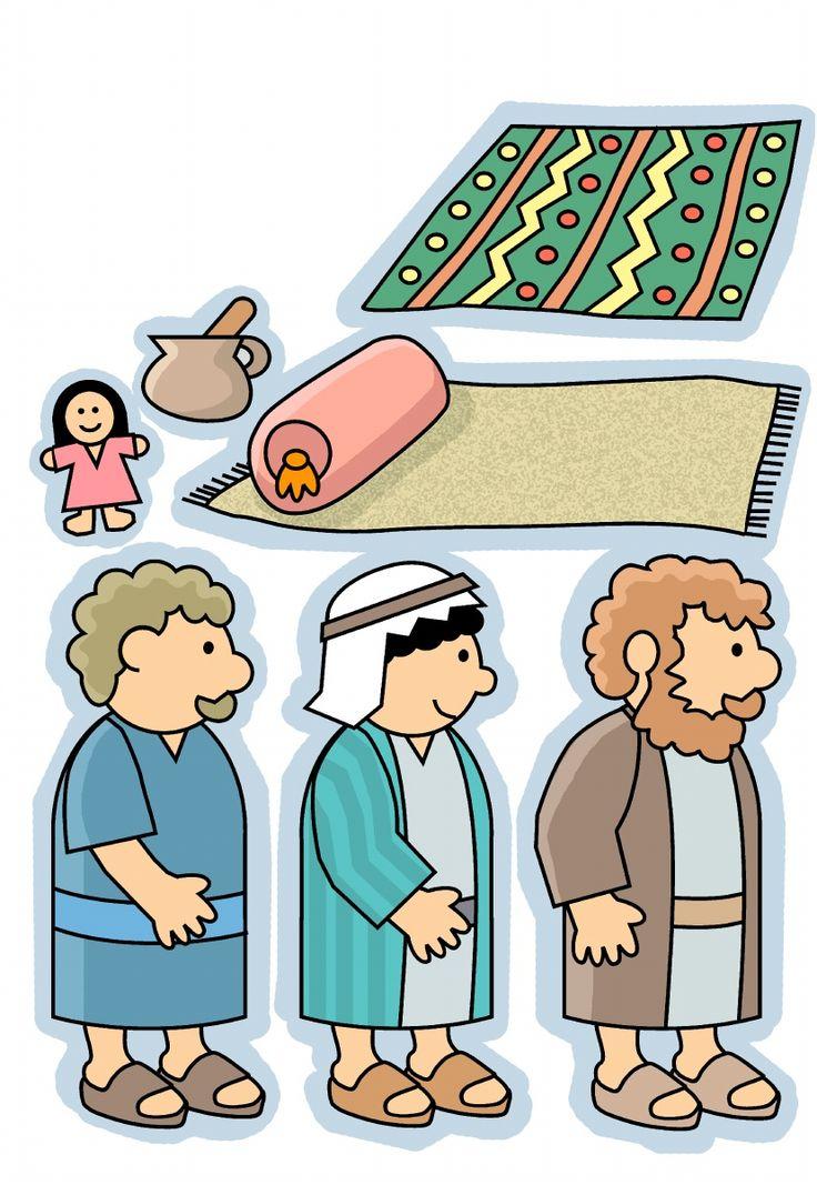 Jesus And Children Clipart