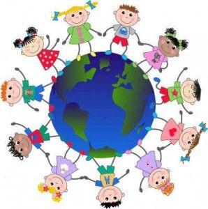 298x300 55 Best Jesus Loves The Little Children Images