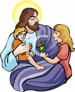 246x300 Jesus Clipart Jesus And Children Clipart