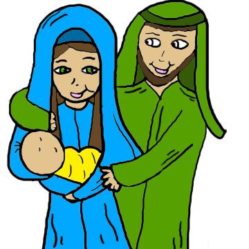 360x360 Top 52 Baby Jesus Clip Art