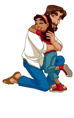 250x400 Jesus Hugging Child Jesus Clipart, Explore Pictures