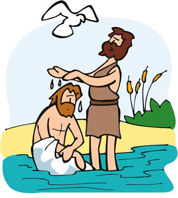 360x400 Graphics For Baptism Of Jesus Clip Art Graphics