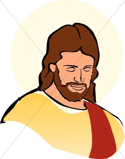 480x612 Jesus Clipart