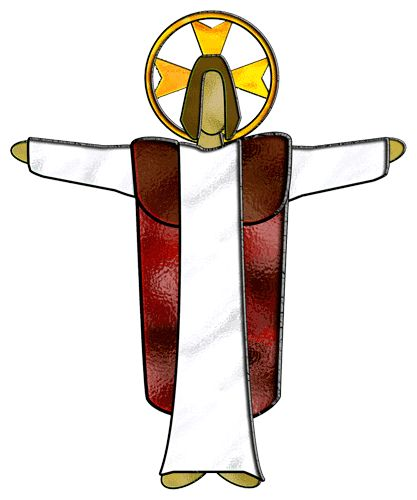 417x500 Jesus King Clipart