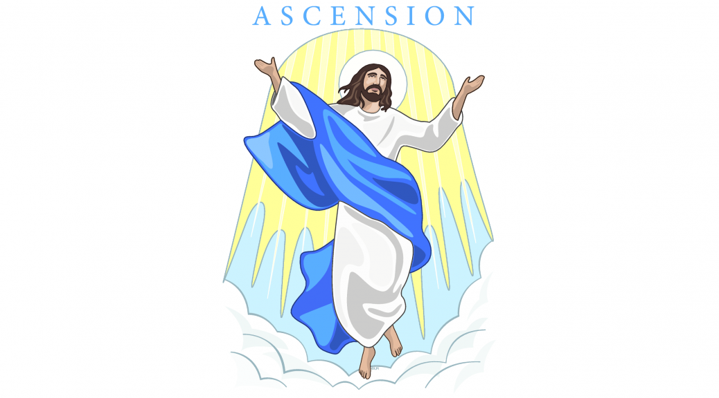 1038x576 Masses For The Ascension Of The Lord 2017 Most Holy Trinity Parish